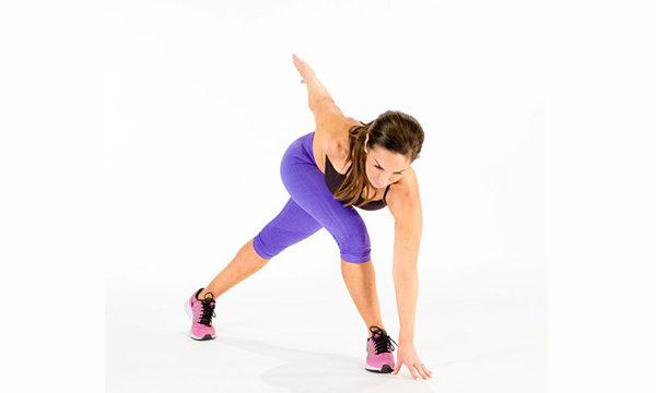 ออกกำลังกายลดต้นขาแบบง่ายๆได้ผลดีจริง